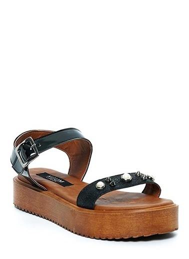 Kuum Sandalet Siyah